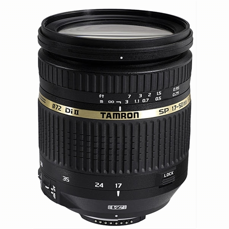 TAMRON SP AF 17-50/2,8 XR DI II VC LD ASPHERICAL IF (CANON) prisjakt