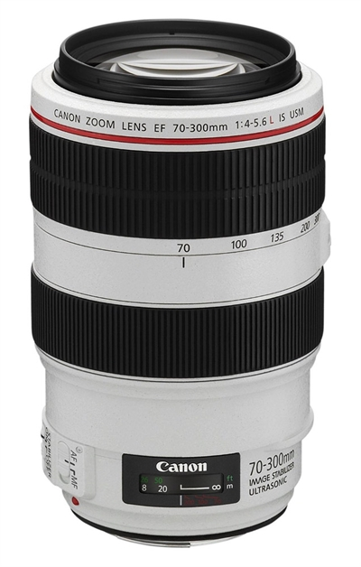 Canon EF 70-300mm f/4,0-5,6L IS USM