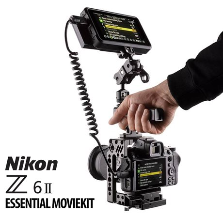 Nikon Z6 II Essential Movie Kit