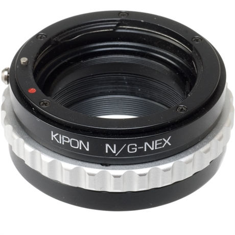 Kipon Adapter Nikon G-Nex