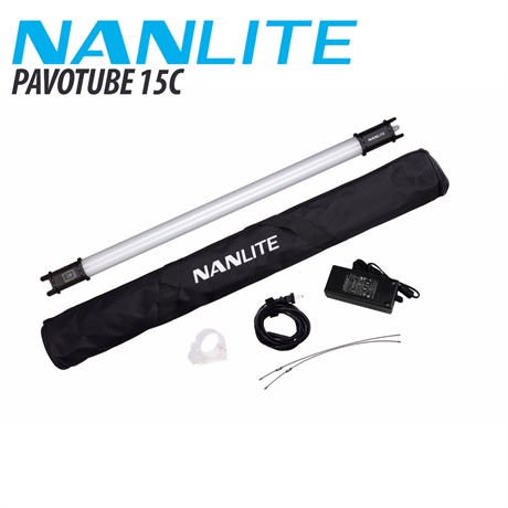 Nanlite Pavotube 15C 1-kit