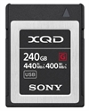 Sony G Series XQD 440/400MB/s 240GB